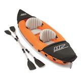 Kayak Inflable Naranja - Charrúa Store