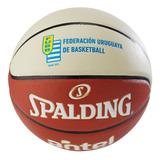 Pelota Basketball Spalding Tf1000 Fubb Lub Metro - Auge