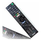Control Remoto Rmt-tx102d Para Sony Bravia Netflix Smart Tv