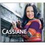 Cd Cassiane - Ao Som Do Louvores - Digipack Original