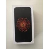 Caja Vacia iPhone 6 Plus Space Gray 64gb Sin Manuales