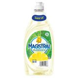 Detergente Magistral Ultra Pureza Activa Sintético En Botella 500ml