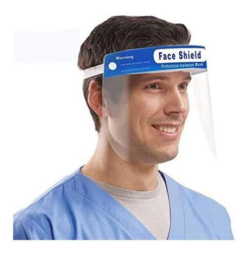 Mascara Protector Facial Compatible Con Tapaboca Rey Ofertas