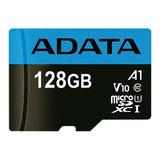 Tarjeta De Memoria Adata Ausdx128guicl10a1-ra1  Premier Con Adaptador Sd 128gb