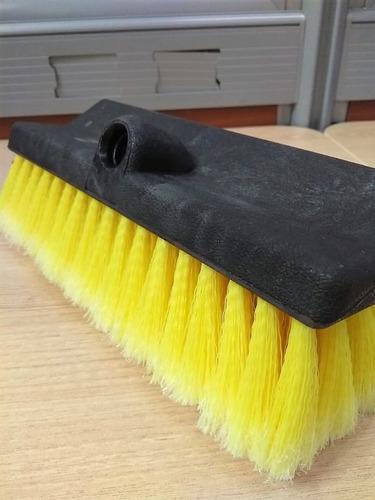 Cepillo Para Lavar Amarillo  No.12011