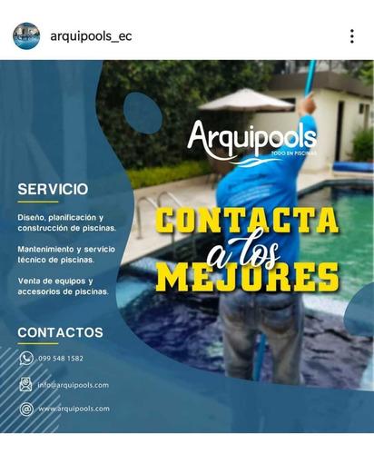 Limpieza Y Mantenimiento Piscina Guayaquil Daule Samborondón