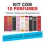 Perfumes Para Revenda Amakha Paris - Kit Com 10 Promoç So Hj Original