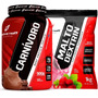 Carnívoro Beef Isolate 900g + Maltodextrina 1kg Body Action Original
