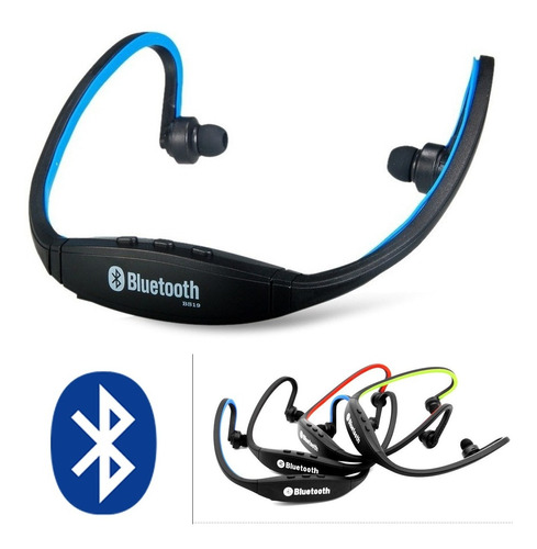 Auricular Bluetooth Mp3 Manos Libres Inalambricos Deportivo
