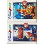 Dvd Kit Disney 2 Filmes Irmão Urso E A Espada E A Lei Origin Original