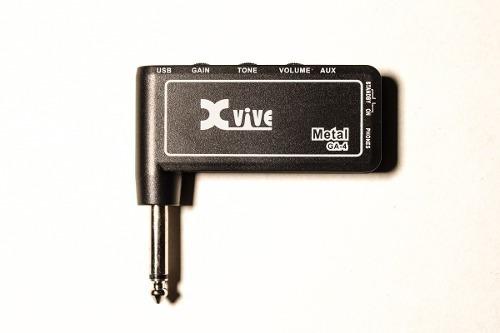 Mini Headphones Amp Metal Xvive Ga-4