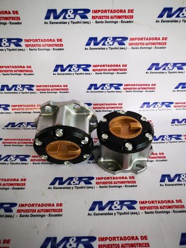 Candados 4x4 Mazda Chevrolet Toyota Mitsubishi  Foto 4
