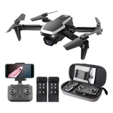 Csj S171 Pro Rc Drone Com Câmera 4k Mini Drone Câmera Dupla