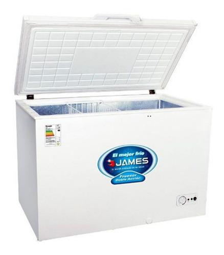 Freezer Horizontal James 210 Bajo Consumo Gtia 2 Años