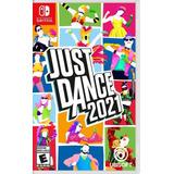 Just Dance 2021-nintendo Switch Nuevos Y Sellados