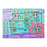 Littlest Pet Shop Pack De Figuras Hasbro