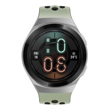 Huawei Watch Gt 2e 1.39  Caja 46mm De  Metal Y Plástico  Stainless Steel Malla  Mint Green De  Tpu Hct-b19