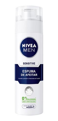 Espuma De Afeitar Nivea 200ml