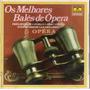 Cd Os Melhores Balés De Ópera (série Festival) Original