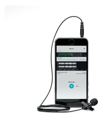 Micrófono Digital De Solapa Shure Mvl