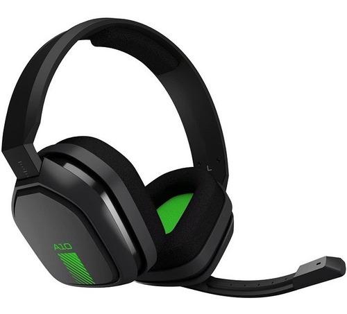 Diadema Astro A10 Para Xbox One 3.5mm Negro-verde 939-001595