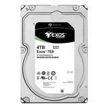 Disco Duro Seagate Exos Enterprise 4tb 3.5 6gbs 7200 Rpm