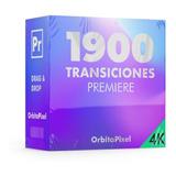 Pack 1600 Transiciones Modernas - Presets Para Premiere Pro