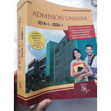 Examenes De Admision San Marcos 2014-1 Al 2020-1 Resueltos