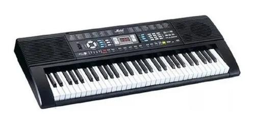 Teclado 61 Teclas Piano Mls 6639 Teclado Musical