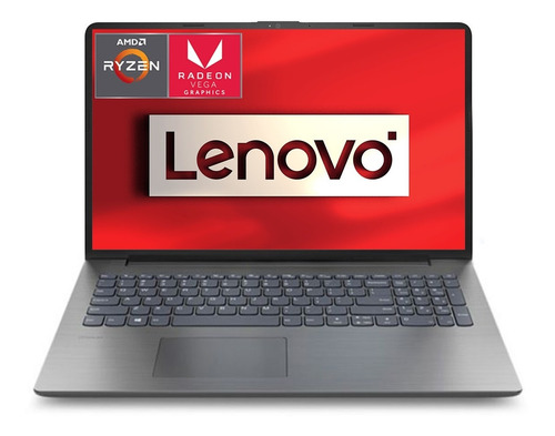 Notebook Lenovo Ryzen 5 256gb Ssd 12gb Ram Vega 8 Win 10