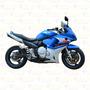 *promoção* Escapamento Esportivo Bico Hurrimade Evolution Suzuki Bandit 650/1250 Gsx 650f/1250  Original