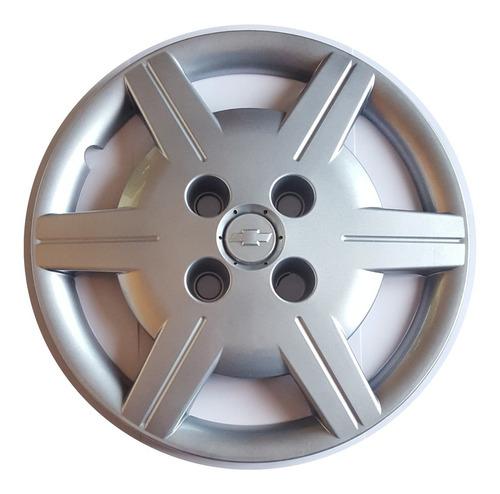 Juego 4 Tazas De Rueda Chevrolet Corsa Rodado 13