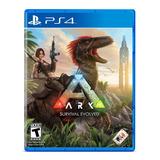 Ark Survival Evolved Formato Físico Ps4 Original