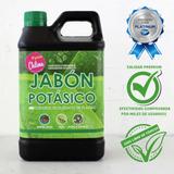 Jabón Potásico Insecticida Ecológico 1 Litro