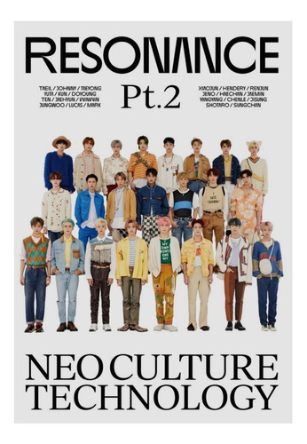 Nct - The 2nd Album Resonance Pt. 2 / Cd