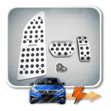 Peugeot 307 308 408 Pedalera At Aluminio Macizo Tuningchrome