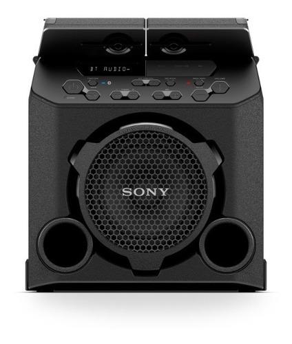 Minicomponente Para Exterior Equipo De Musica Sony Gtk-pg10