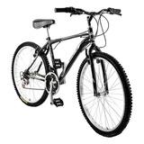 Bicicleta Milan New Sport Negro Con Blanco
