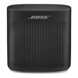 Parlante Bose Soundlink Color Ii Portátil Con Bluetooth Soft Black