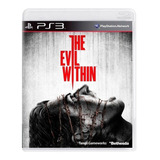 The Evil Within  Bethesda Softworks Ps3 Físico