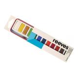 Acuarelas Pastillas Reeves En Lata X 12 Colores + Pincel