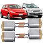 4 Motor Fechadura Trava Elétrica Gol Voy Saveiro G5 Mabuchi Original