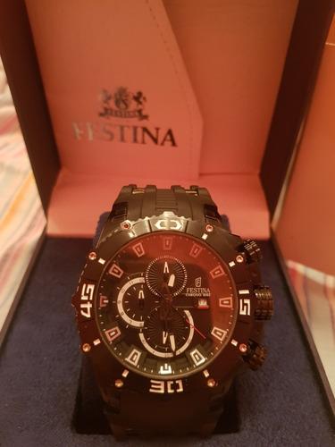 Reloj Festina 16600 Fondo Negro
