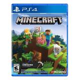 Minecraft  Standard Edition Sony Ps4 Físico