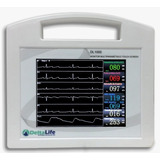 Dl1000 - Monitor Multiparametros Veterinário Touch Screen