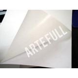 Papel Adhesivo Alto Brillo Carta 50h
