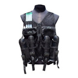 Gen-x Global, Chaleco Liviano Para Paintball Gxg, Color N