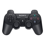 Joystick Inalámbrico Sony Dualshock 3 Black