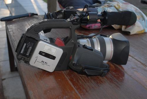 Cámara Video Profesional Canon Xl1s 3ccd Minidv