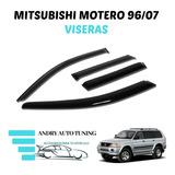 Viseras Mitsubishi Motero Sport 1996 2008